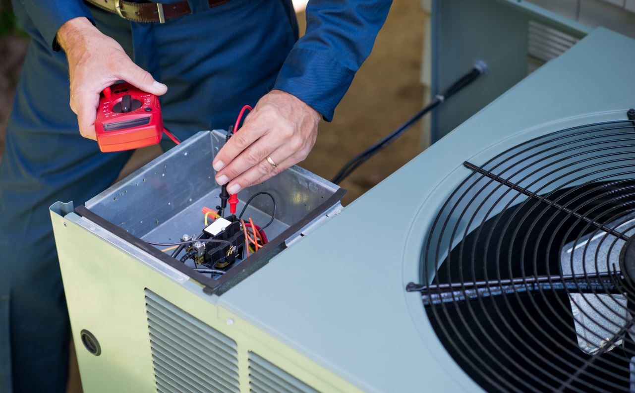 What Is Done During A Furnace Service?